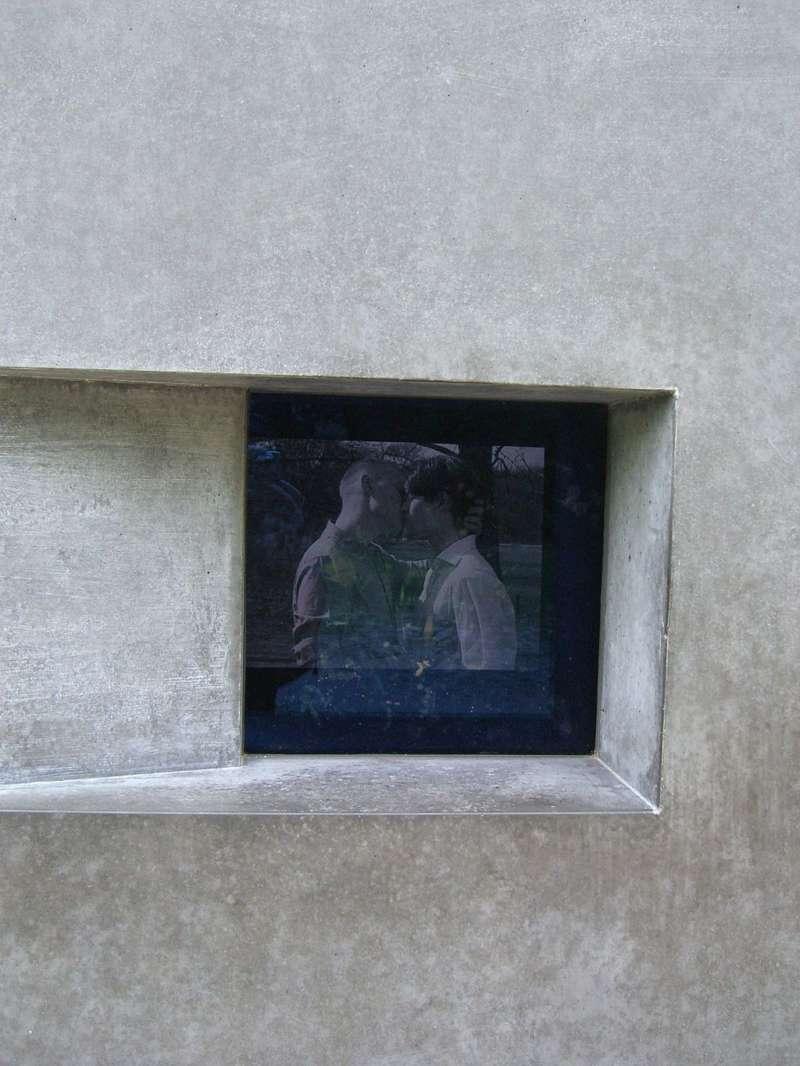 Mémorial pour les homosexuels persécutés par le nazisme
