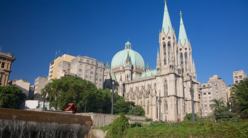 gay sao paulo cathedral เกย์ เซาเปาโล