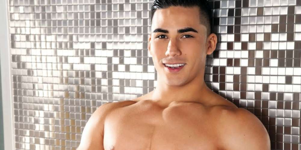 After Claiming Topher DiMaggio Was Suspended, Andrew Christian Releases Video Starring the Alleged Rapist
