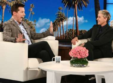 ellen degeneres and sean hayes battle of the gays