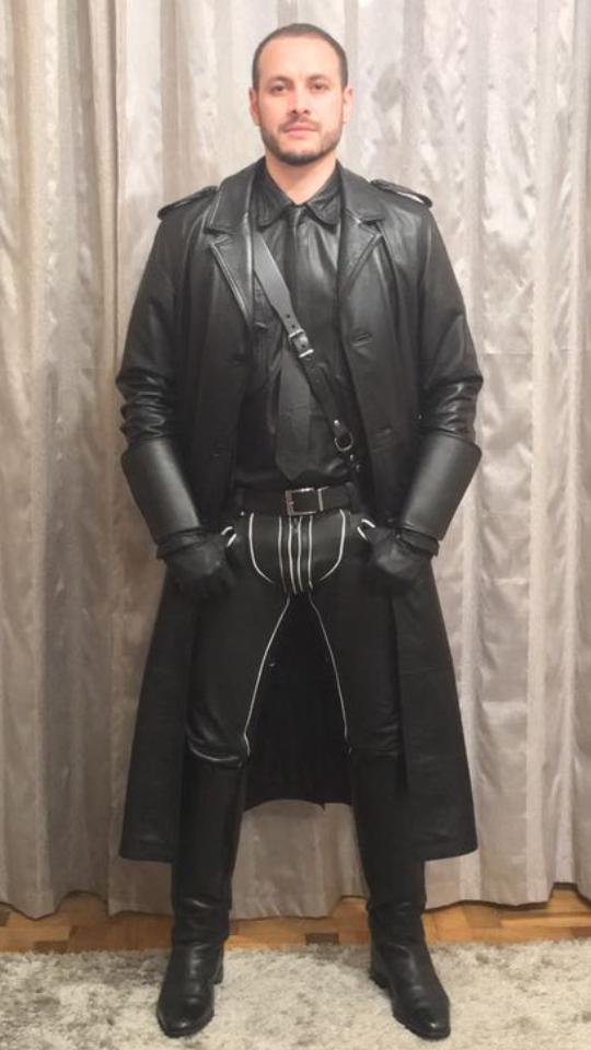 Mister Leather Brasil 2018