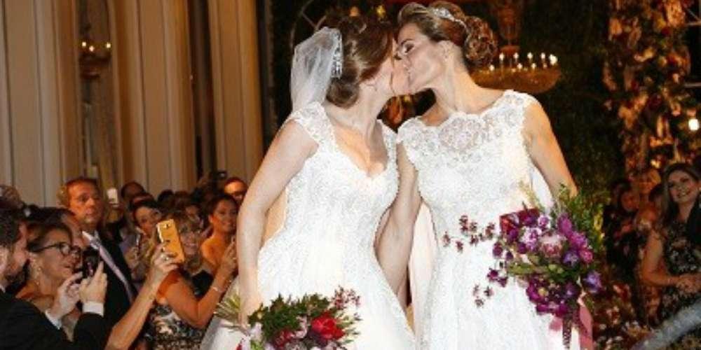 Copacabana Palace tem primeiro casamento homoafetivo em 95 anos de história