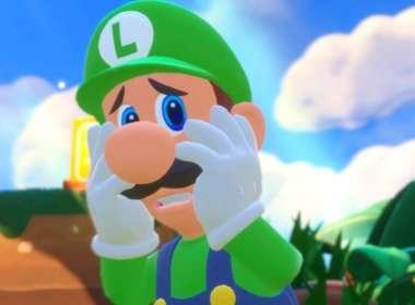 Luigi's penis