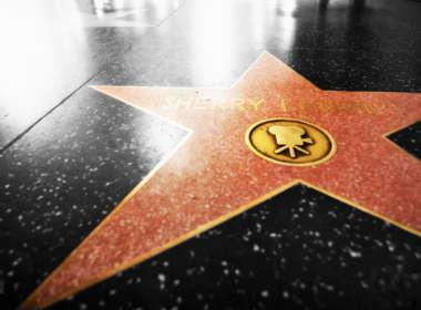 hollywood walk of fame teaser