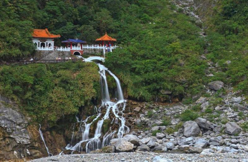 taiwan travel guide taroko national park