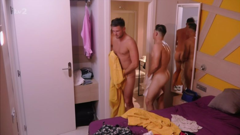 reality tv butts