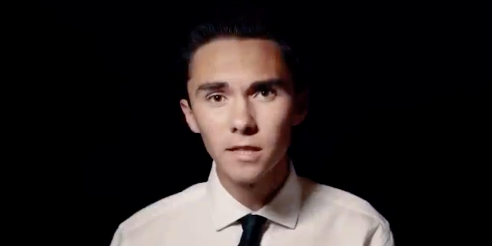 'What If Our Politicians Weren't the Bitch of the NRA?' Asks Parkland Shooting Survivor in New Video