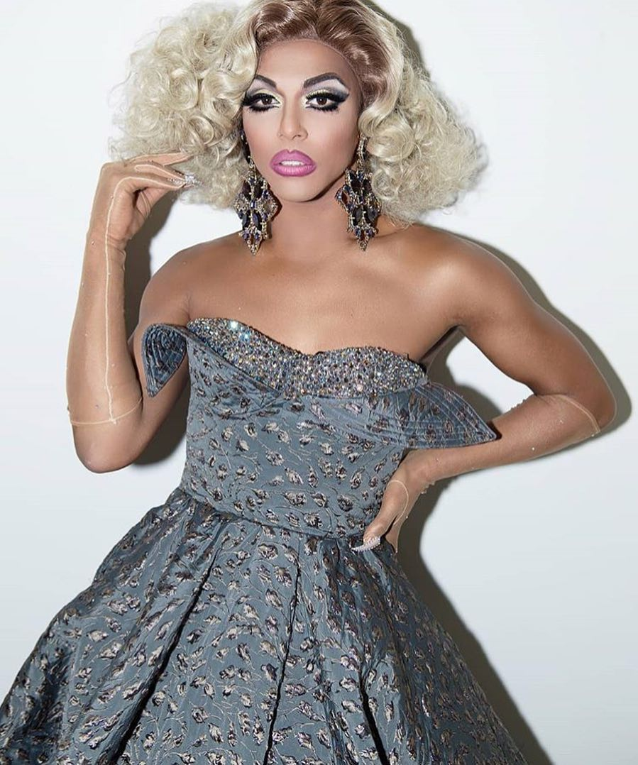 shangela interview finale look