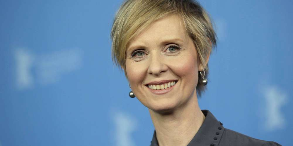 cynthia nixon for governor