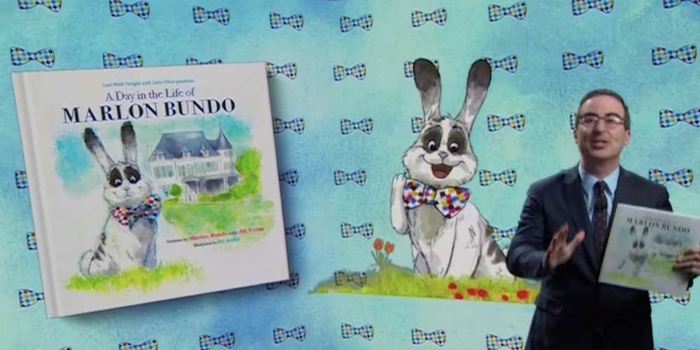 Marlon Bundo book gay children's book