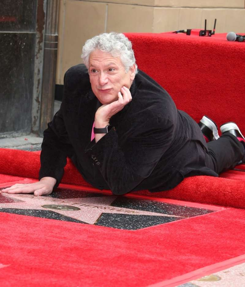 harvey fierstein hollywood walk of fame
