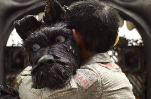 isle of dogs teaser