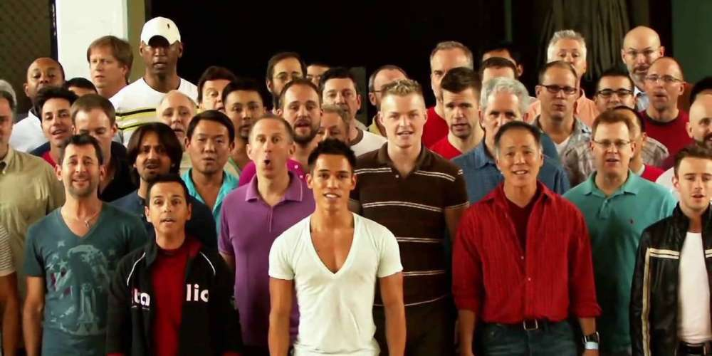 Fox News Named the L.A. Gay Men's Chorus in a Hateful Article, But These Men Are Fighting Back