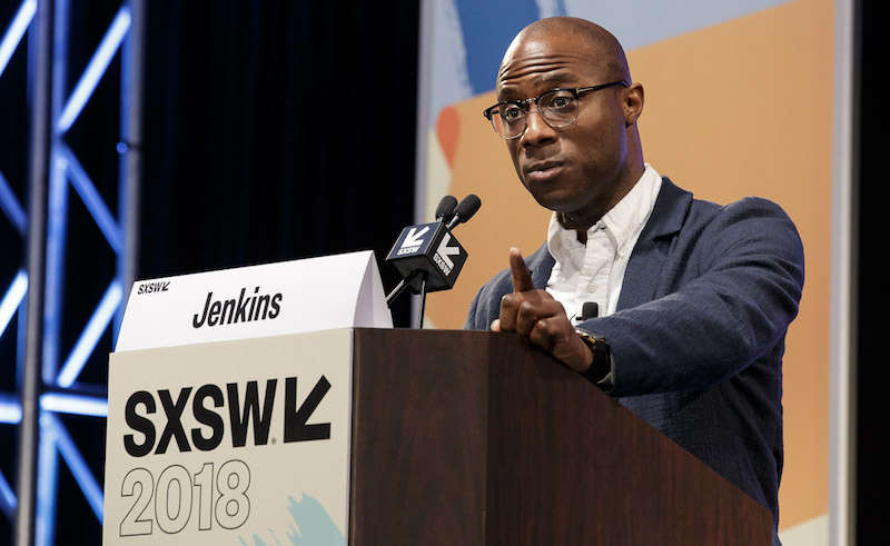 sxsw 2018 02, Barry Jenkins