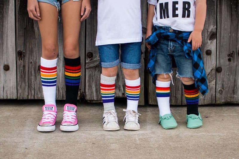 sxsw 2018 06, Pride Socks