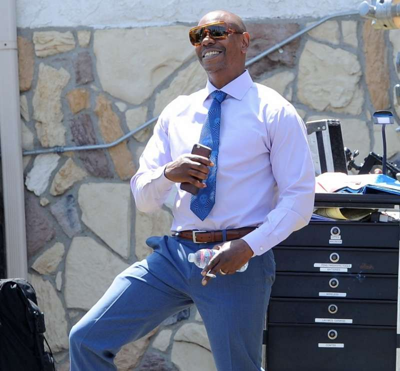 dave chappelle a star is born remake