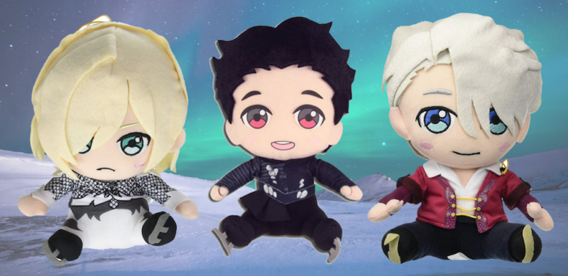 must haves yuri on ice