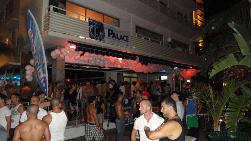 old palace bar