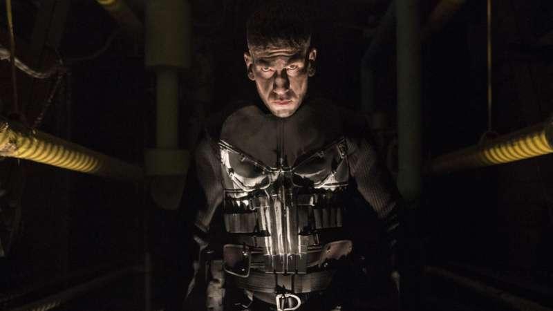 marvel superhero show punisher
