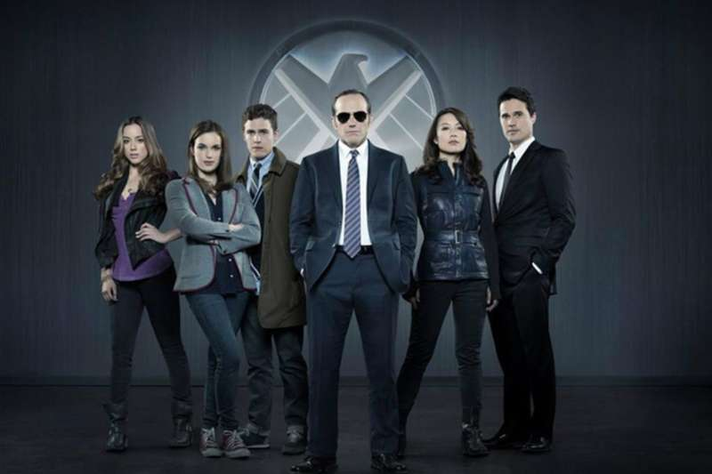 marvel superhero show agents of shield