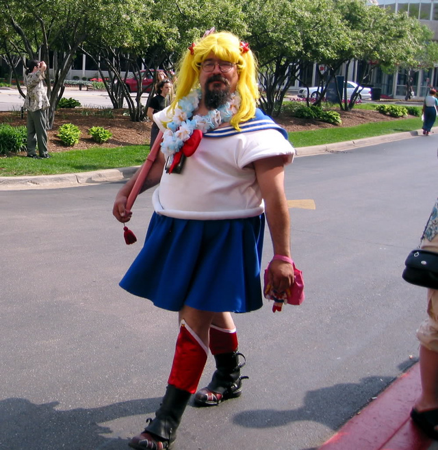 Sailor Bubba, crossplay 02