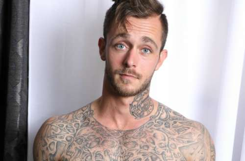 racist tattoos brian michaels teaser