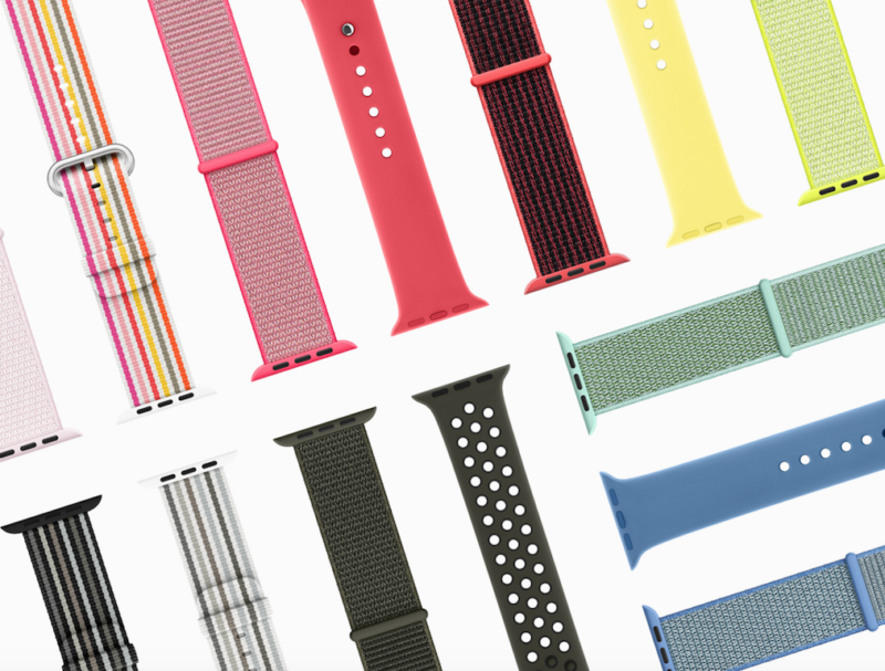 must haves apple watch bands  jonathan adler swimwear