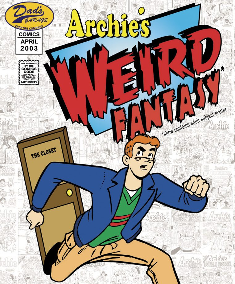 queer riverdale archie's weird fantasy