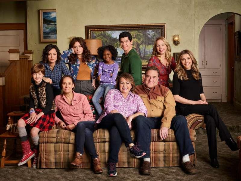 roseanne barr tv reboots
