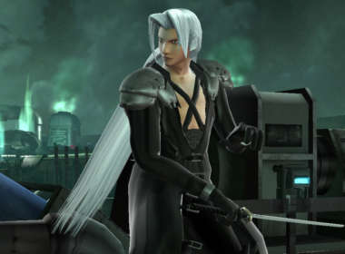 transgender video game characters 01, Sephiroth Final Fantasy VII