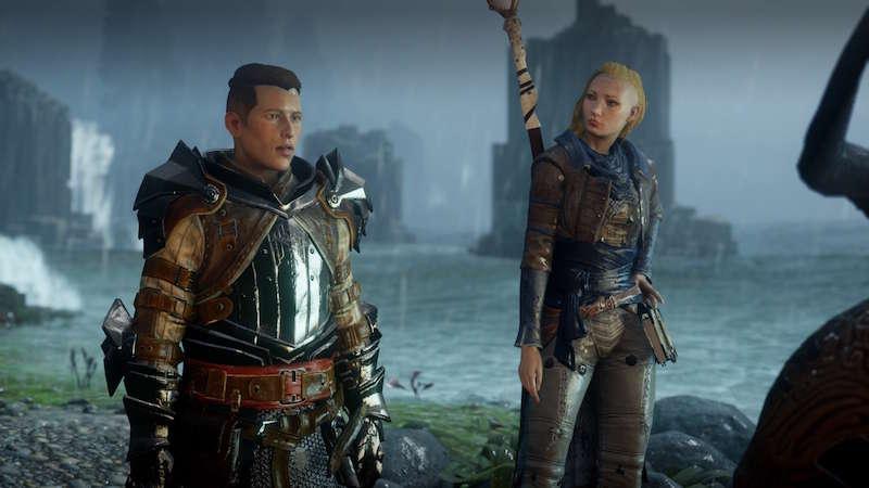 transgender video game characters 04, Krem Dragon Age: Inquisition