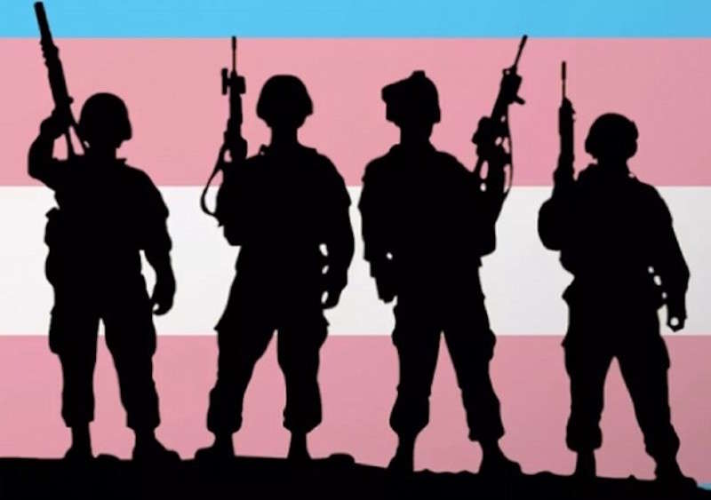 second trans military ban