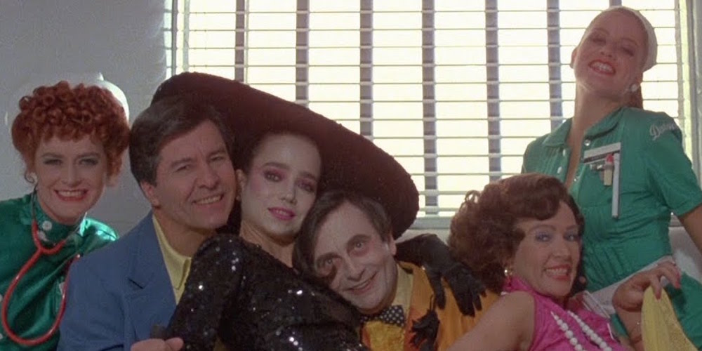 Did You Know There's a Sequel to the 'Rocky Horror Picture Show' Called 'Shock Treatment'?