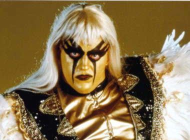 gay wrestling characters 07, Goldust 07
