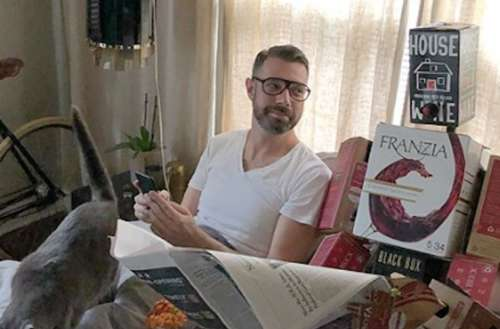 box wine boyfriend 01, Michael James Schneider 01
