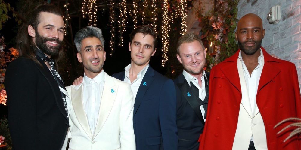 Now That 'Queer Eye' Has Been Renewed for a Second Season, Here Are 5 Things We'd Like to See