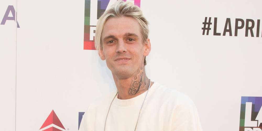 Dear Aaron Carter, Gay and Bisexual Men Can Have Families, Too