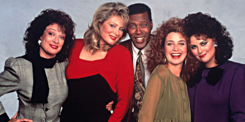 designing women reboot tv reboots LGBTQ characters on tv gay tv moments