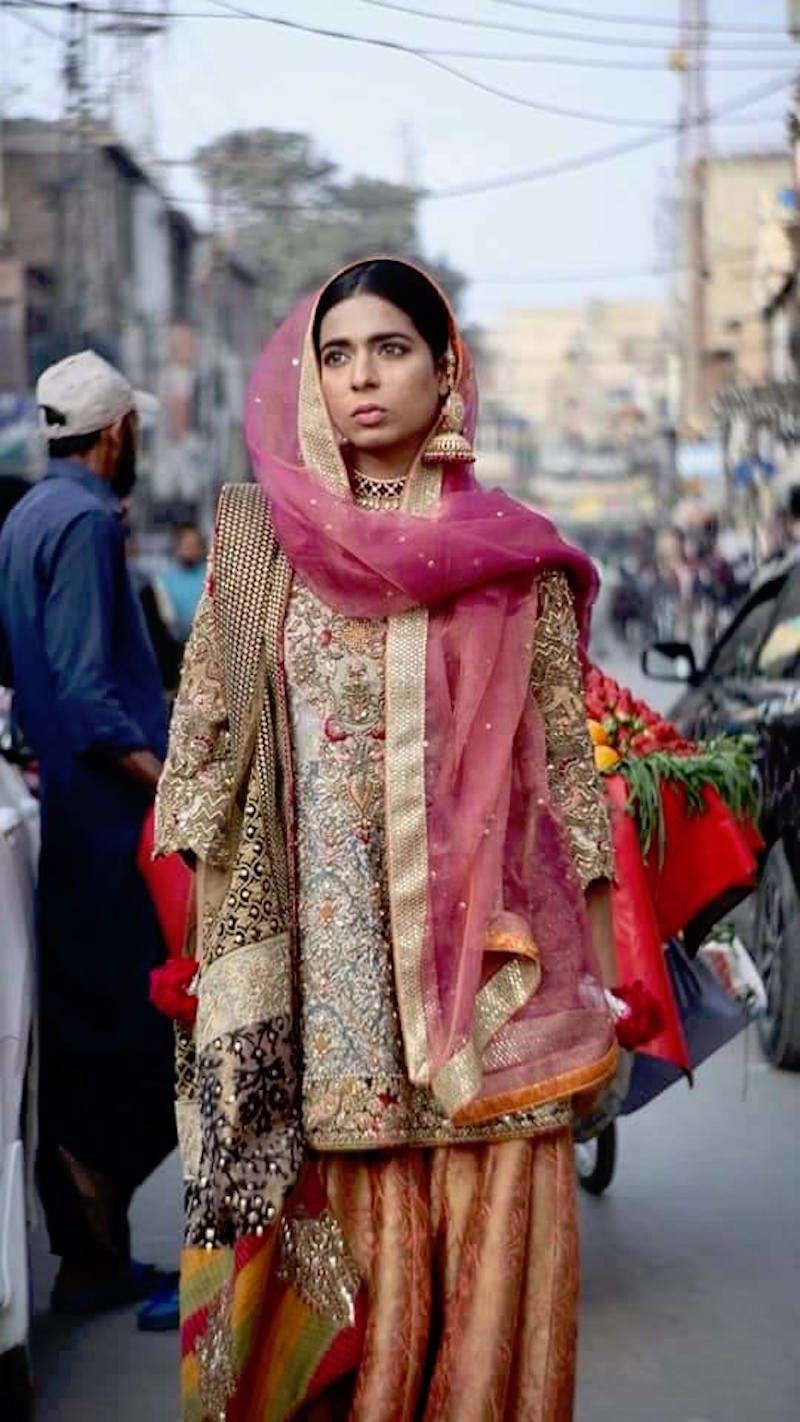 Reportero trans pakistaní 02, Marvia Malik 02