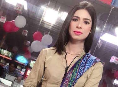 Pakistan trans reporter 01, Marvia Malik 01