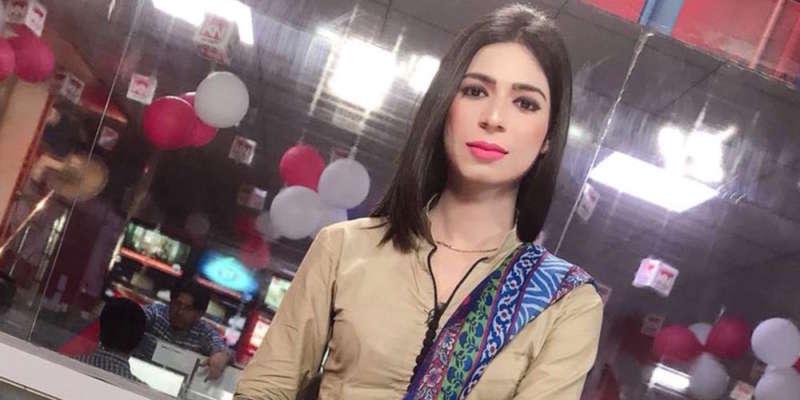 Pakistan trans reporter 01, Marvia Malik 01 prep around the world prep ทั่วโลก