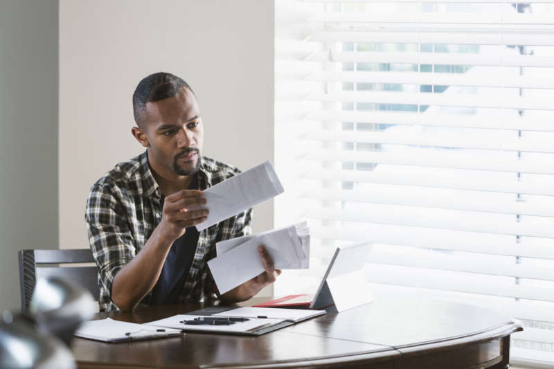 improve your credit score bills