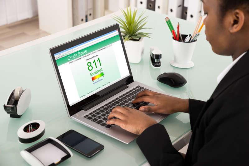 improve your credit score excellent