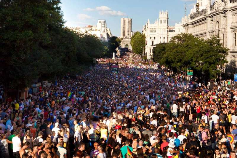 gay madrid pride