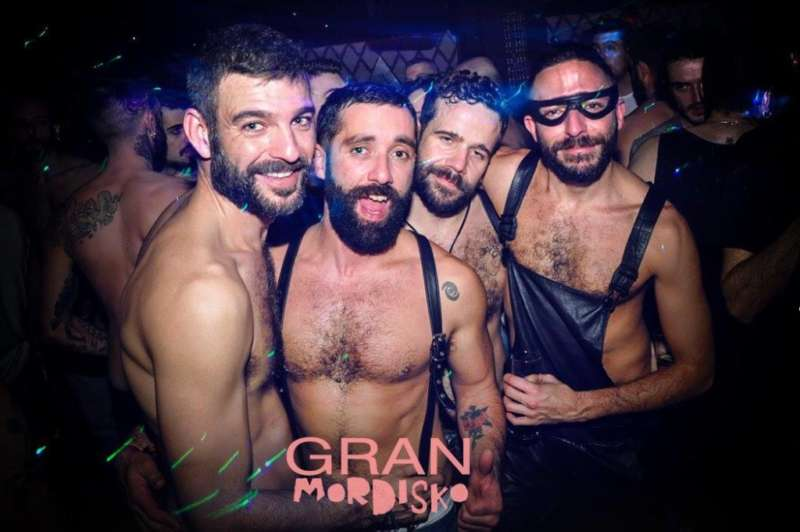 gay madrid mordisko