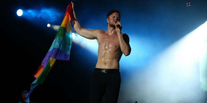 dan reynolds dan reynolds imagine dragons out web fest
