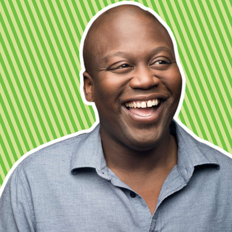 LGBTQ actors Tituss Burgess