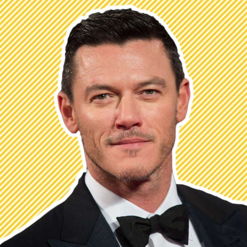 LGBTQ actors Luke Evans