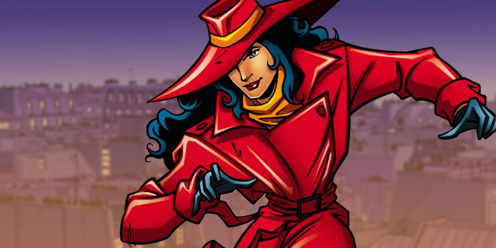 Attention, Gumshoes: Carmen Sandiego Is Finally Stealing Her Way Onto the Big Screen