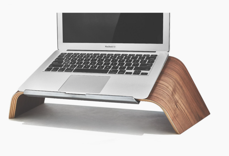 home office laptop stand working from home